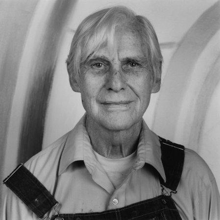 Robert Mapplethorpe, Willem de Kooning, 1986