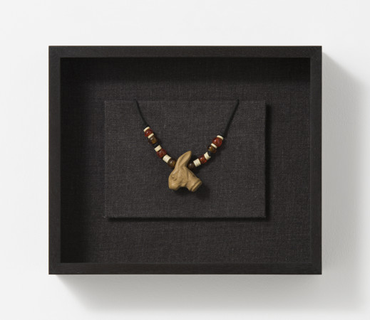 Robert Mapplethorpe, Necklace, 1970-71