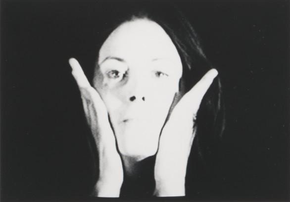 Hannah Wilke, Gestures, 1974