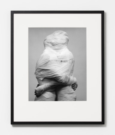 Robert Mapplethorpe, White Gauze, 1984