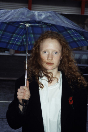 Juergen Teller, Gillie Boyle, London, 29th October 1998