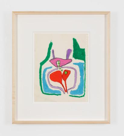 Hannah Wilke, Untitled, c. mid 1960s