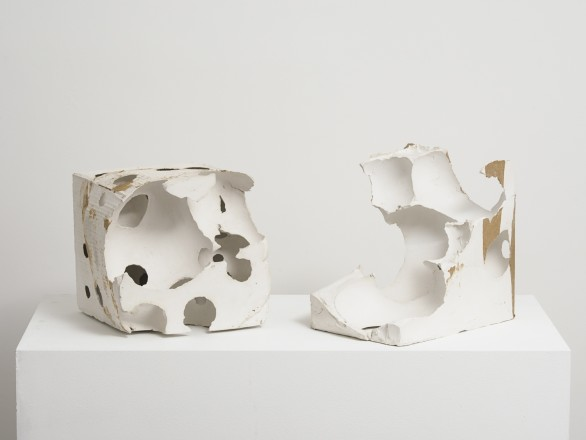 Maria Bartuszová, Untitled I and Untitled II, 1986