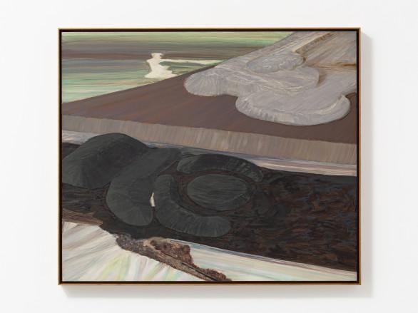Carol Rhodes, Coal, 2008-09