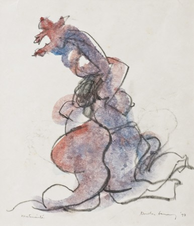 Dorothea Tanning, Maternity, 1978