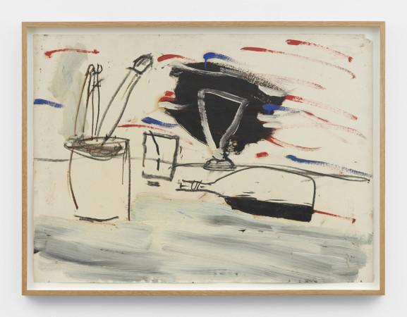 Roy Oxlade, Black Glass, 1985