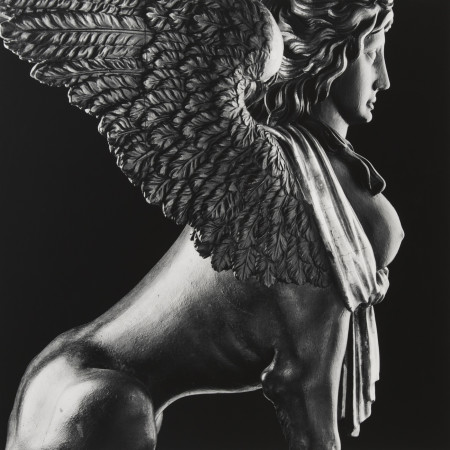 Robert Mapplethorpe, Sphinx, 1988