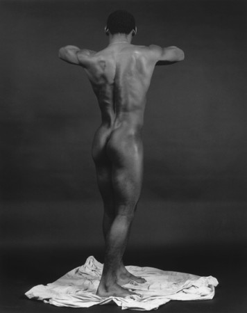 Robert Mapplethorpe, Michael Spencer, 1983