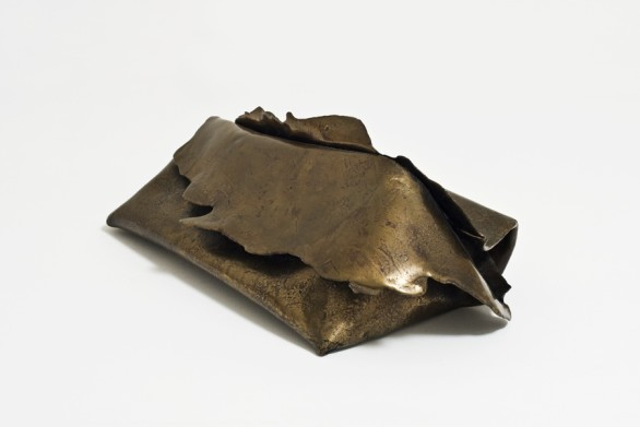 Hannah Wilke, Untitled (bronze), 1979
