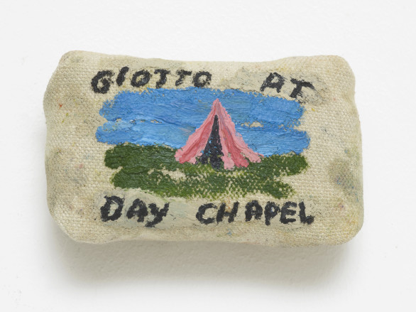 Sophie Barber, Giotto at Day Chapel, 2020