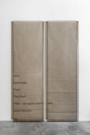 Ian Kiaer, Untitled, 2019