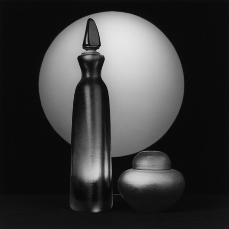 Robert Mapplethorpe, RM Glass Collection, 1984