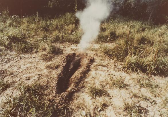 Ana Mendieta, Untitled (Silueta Series), c. 1978