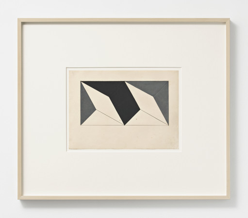 Lygia Clark, Planos em superfície modulada, 1957