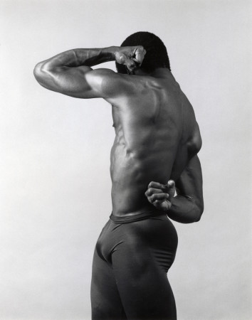 Robert Mapplethorpe, Derrick Cross, 1983