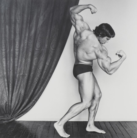 Robert Mapplethorpe, Arnold, 1976