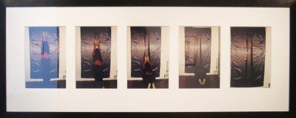 Untitled (Body Tracks), 1974