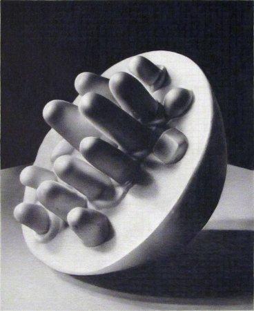 Dan Fischer, Louise Bourgeois, Germinal, 2011
