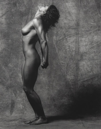 Robert Mapplethorpe, Lisa Lyon, 1981