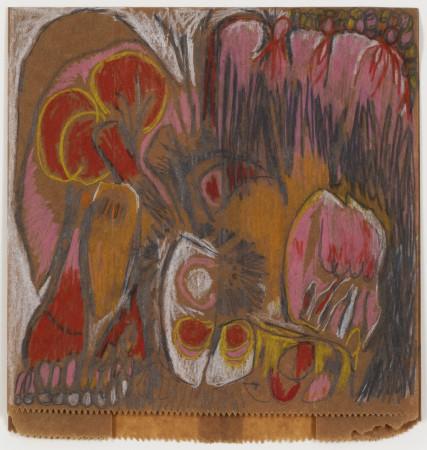 Hannah Wilke, Untitled, c. 1966