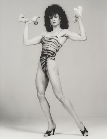 Robert Mapplethorpe, Lisa Lyon, 1983