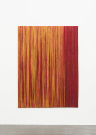 Sheila Hicks, Langue d'oiseau I, 2016-17