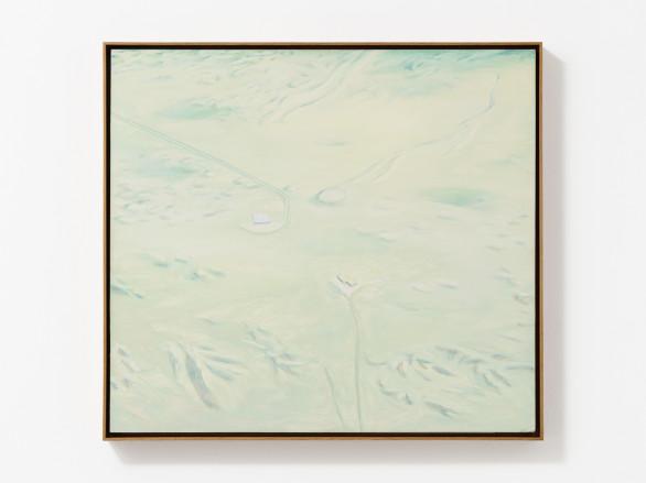 Carol Rhodes, Moor, 1997