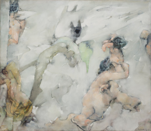 Dorothea Tanning, Far From, 1964
