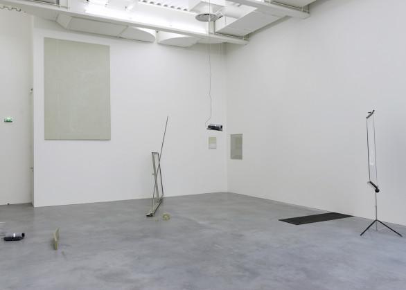 Ian Kiaer, Arretche studio project, 2012