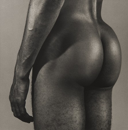 Robert Mapplethorpe, Ron Simms, 1980