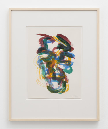 Hannah Wilke, B.C. Series: Self-Portrait, 1991