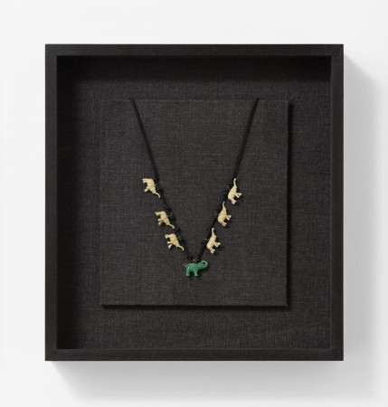 Robert Mapplethorpe, Necklace, 1970-1971