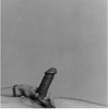 Robert Mapplethorpe, Bill, NY, 1977