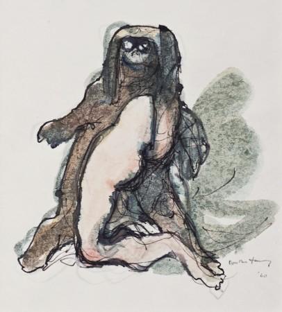 Dorothea Tanning, No Contest, 1960