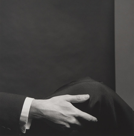 Robert Mapplethorpe, Hand, 1980