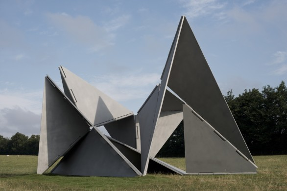 Lygia Clark, Fantastic Architecture 1, 1963/2013