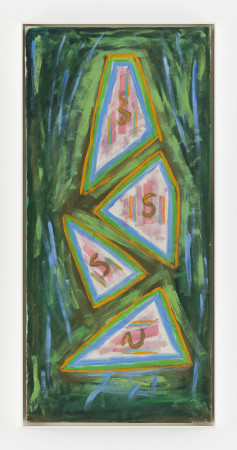 Betty Parsons, Southern Exposure, 1978