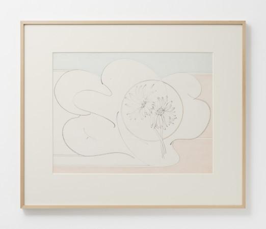 Hannah Wilke, Untitled, c. 1966-67