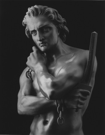 Robert Mapplethorpe, Spartacus, 1988