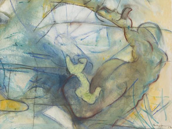 Dorothea Tanning, Untitled, 1990