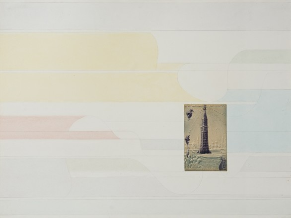 Hannah Wilke, Untitled (Luna Park Tower, Coney Island, N.Y.), 1972