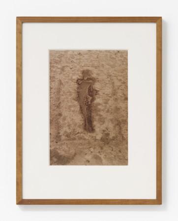 Ana Mendieta, Untitled (Silueta in Iowa), c. 1976-77