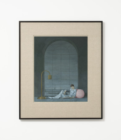 Graham Little, Untitled (Drawing Room), 2017