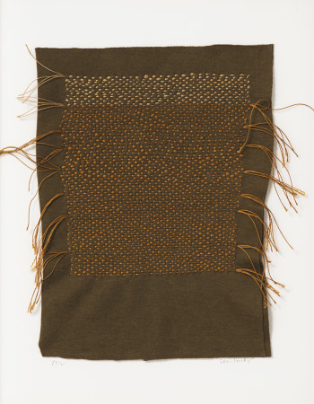 Sheila Hicks, Back from the Front,