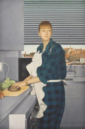 Graham Little, Untitled (Kitchen), 2013