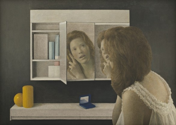 Graham Little, Untitled (Reflections), 2014