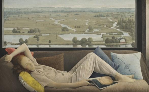 Graham Little, Untitled (Sleeping), 2014