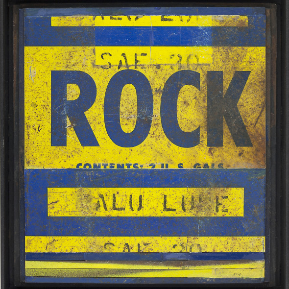 Randall Reid, Rock