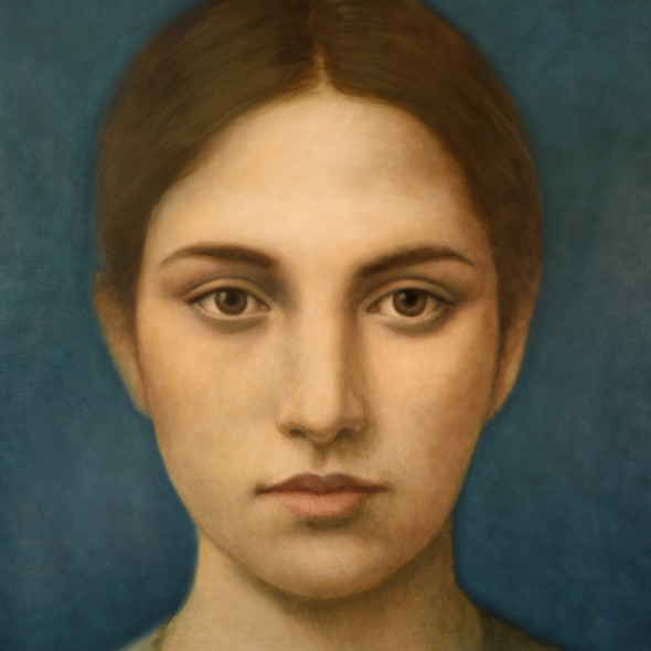 Alberto Galvez - Azul Bronzino