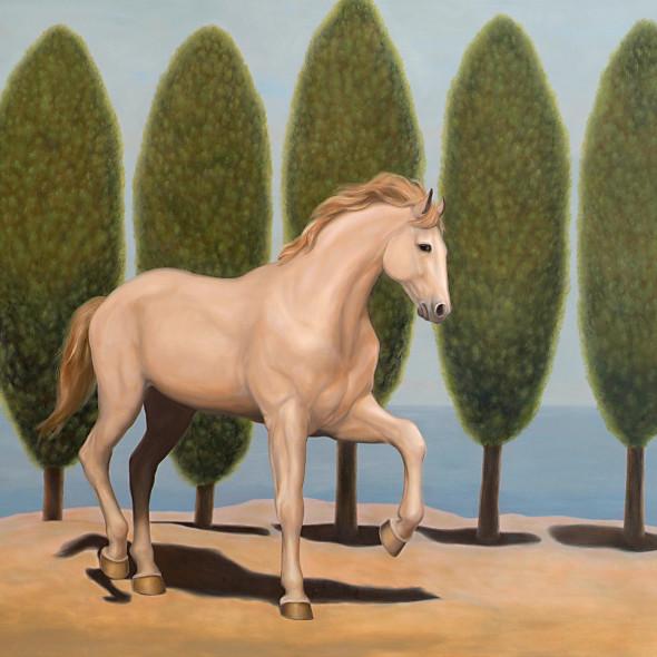 Juan Kelly, Horse in Ravelo